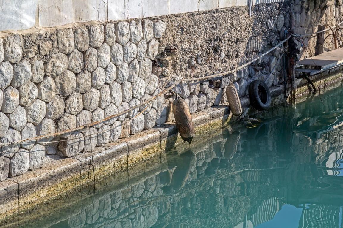 mur quai