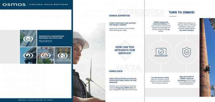 OSMOS Leaflet